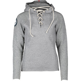 """""""Amundsen Sports M's Boiled Hoodie Laced Light Grey"""""""
